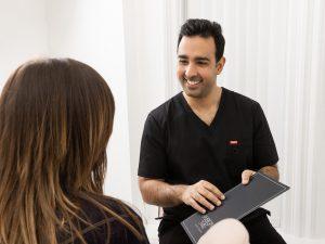 Prie of Dental Implants London