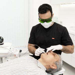 Gum Disease Treatment London